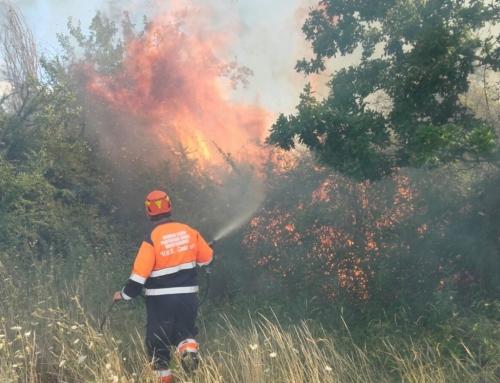 Campagna Antincendio Boschivo 2019